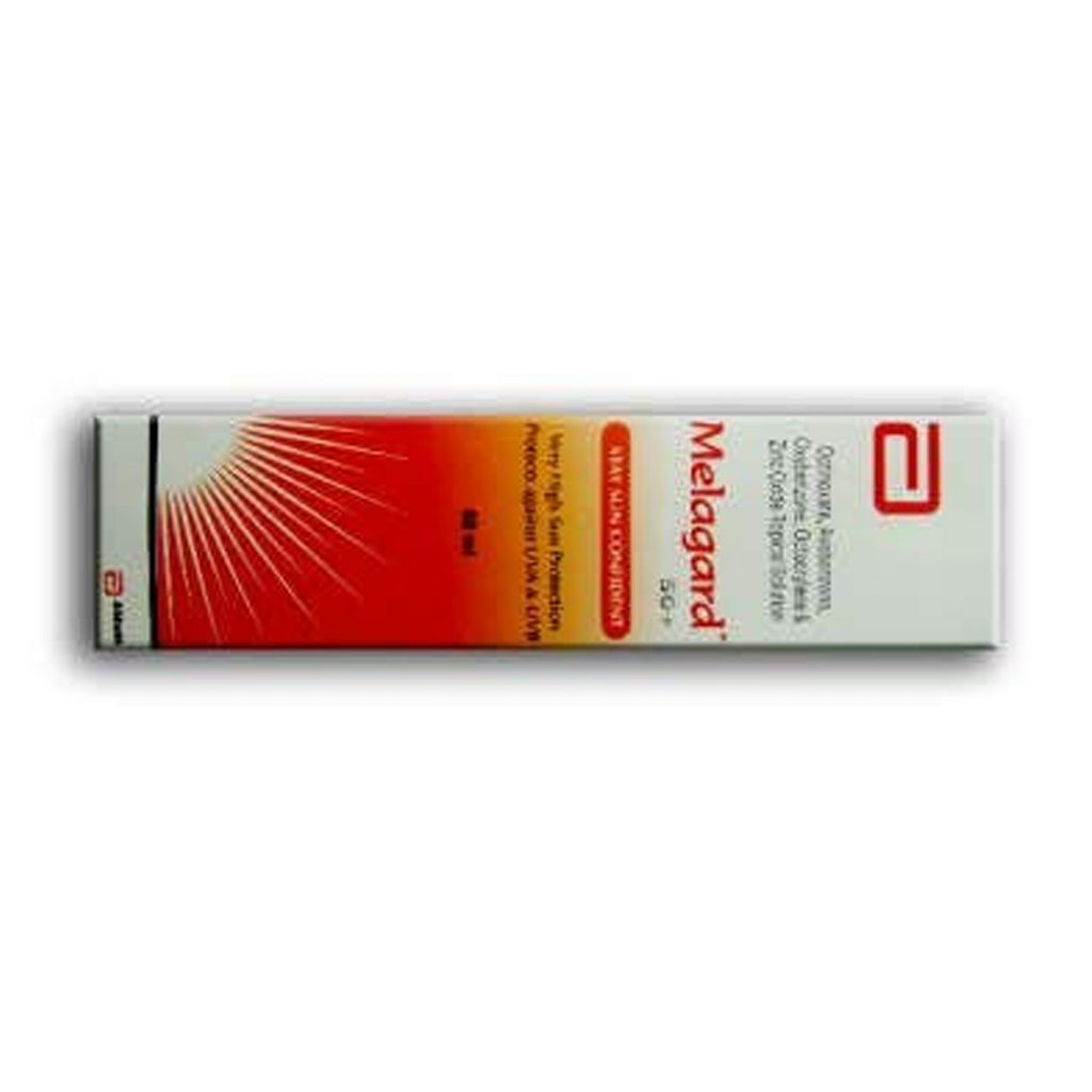 melagard sunscreen spf 50