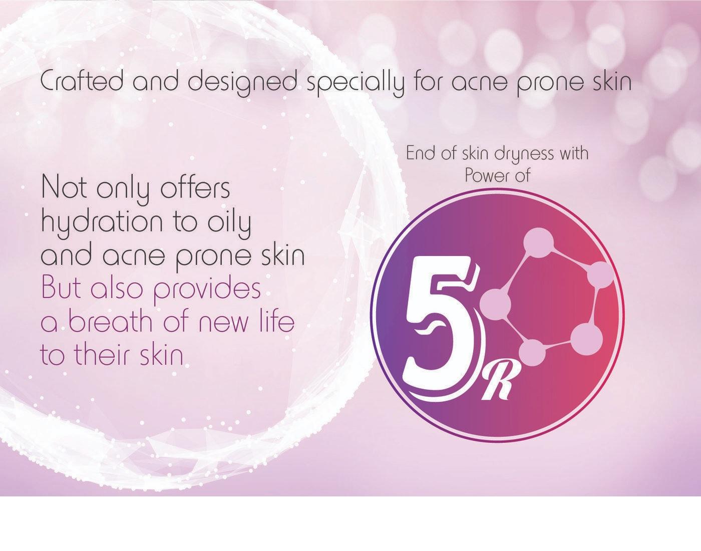 Excela Moisturiser for All Skin Types