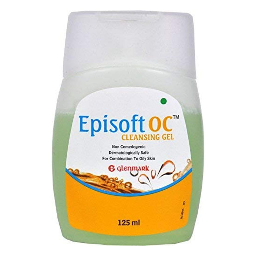 episoft oc cleansing gel