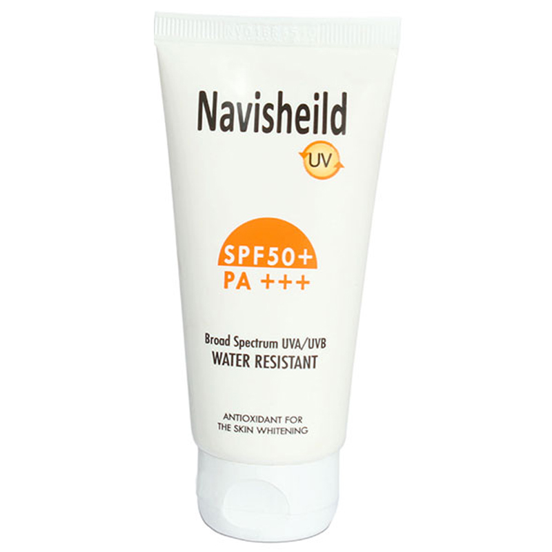 Navishield UV SPF 50 Cream