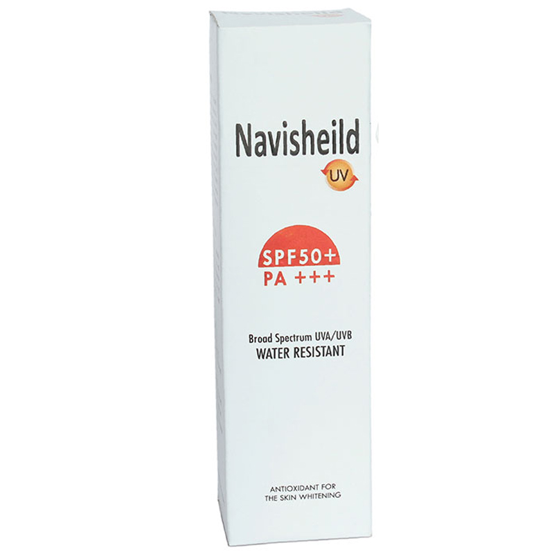 Navishield UV SPF50+ Cream