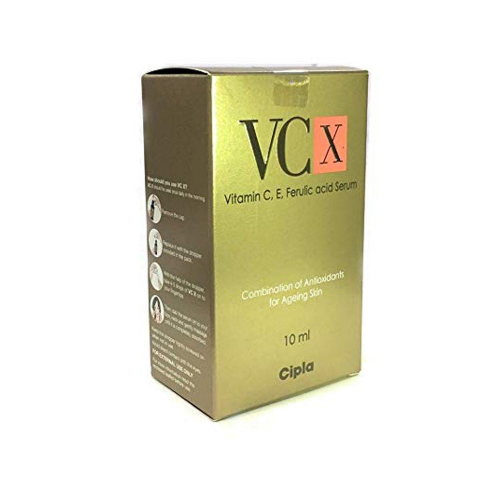 Cipla VCX Vitamin C, E, Ferulic Serum (10ml)