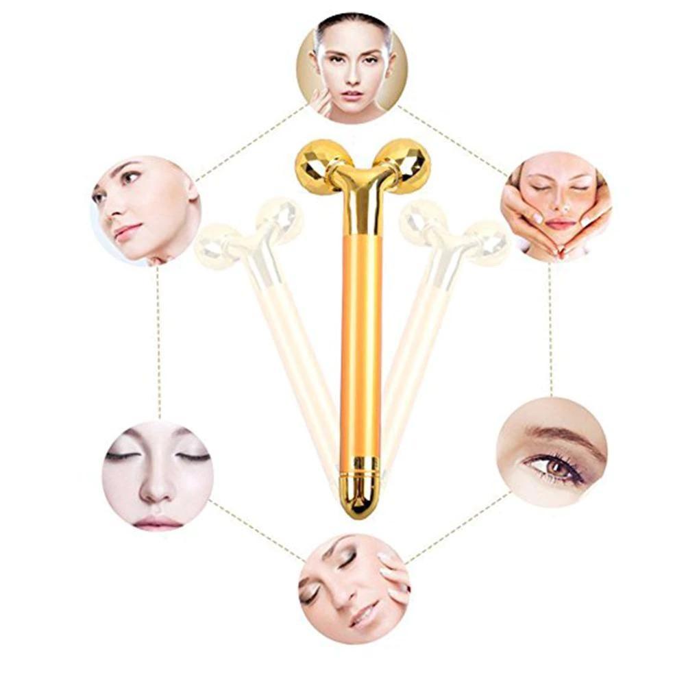 y shaped massage roller